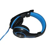 HAVIT Gaming Headset [HV-H2116D] - Blue - Gaming Headset